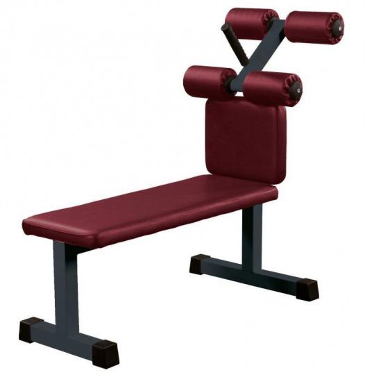 Prof Line Series SТ-315 Профессиональный тренажер римский стул для жима пресса и спины