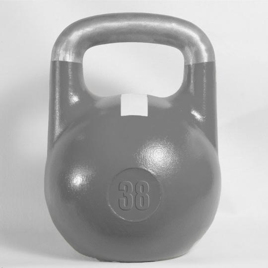 Гиря чемпионская 38 кг