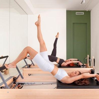 Классический реформер Pilates Plus