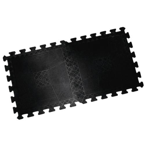 Коврик резиновый черный, 20мм. MB-MatB1-20