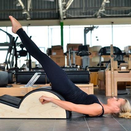 Корректор спины для Пилатеса классический Pilates Plus