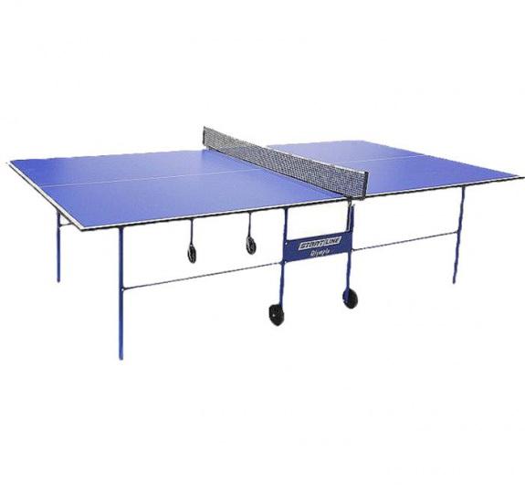 Olympic Стол для игры в настольный теннис с сеткой