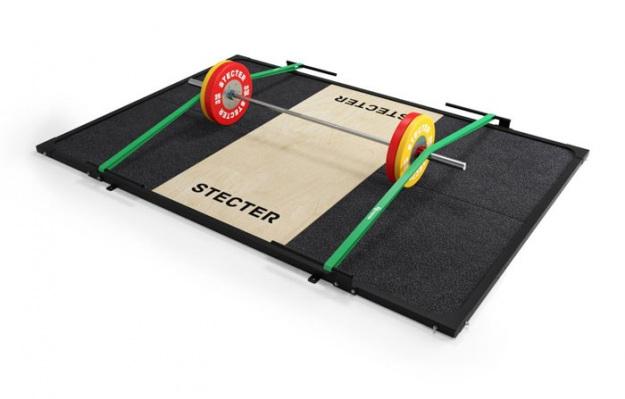 Помост для тяжелой атлетики (2х3 метра)