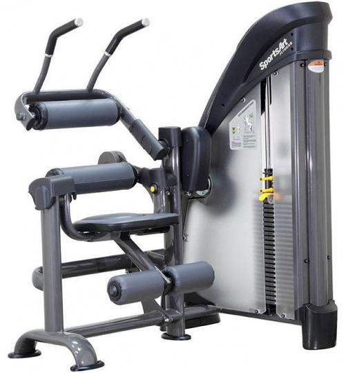 Sports Art S931 Тренажер для мышц брюшного пресса