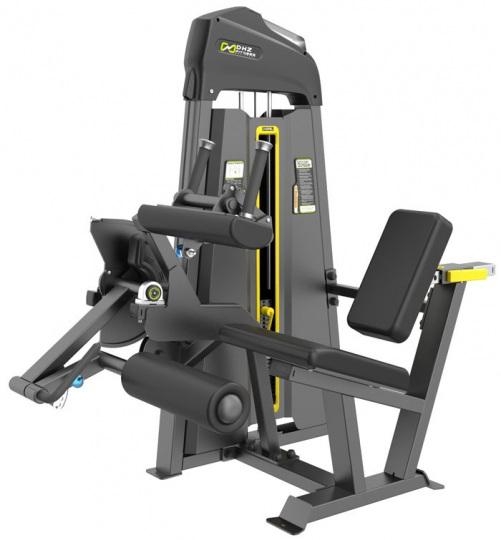 Evost Light E-3023 Сгибание ног сидя (Seated Leg Cur). Стек 109 кг.