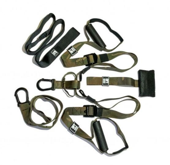 Подвесные петли  для функционального тренинга, хаки SQUAD