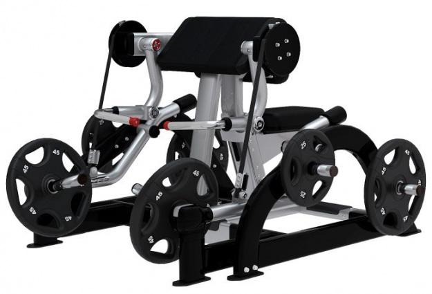 Бицепс-машина на свободных весах Nautilus Leverage 9NP-L5002