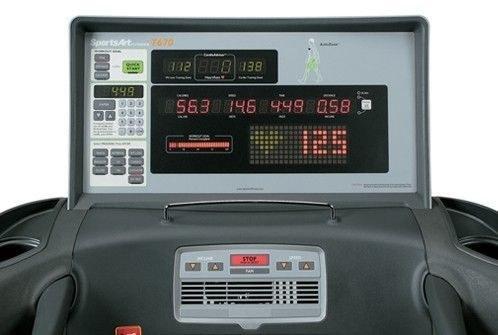 Т670 Е Профессиональная беговая дорожка Sports Art