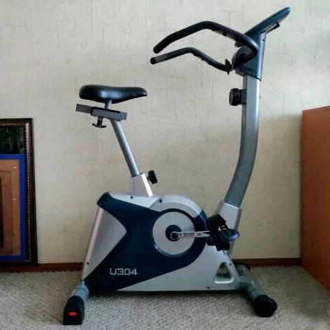 CARBON Домашний велотренажер U304