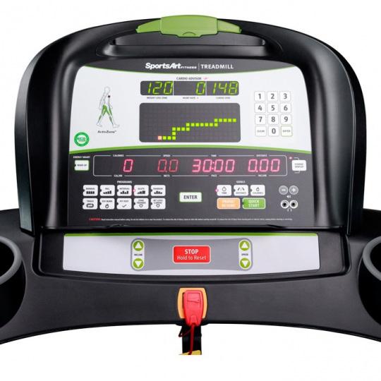 Т645 Профессиональная беговая дорожка SportsArt