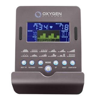 OXYGEN EX-55 Домашний эллиптический эргометр