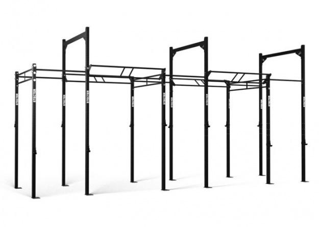 ST-2096 Функциональная рама для кроссфита, 6900х1800 мм