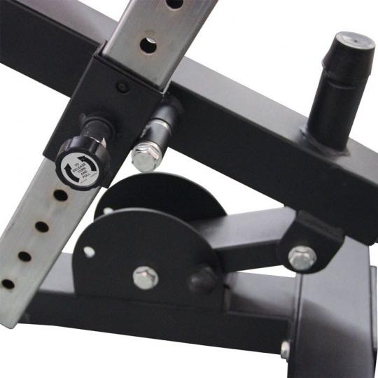 Силовой тренажер со скамьей DFC POWERGYM HM035