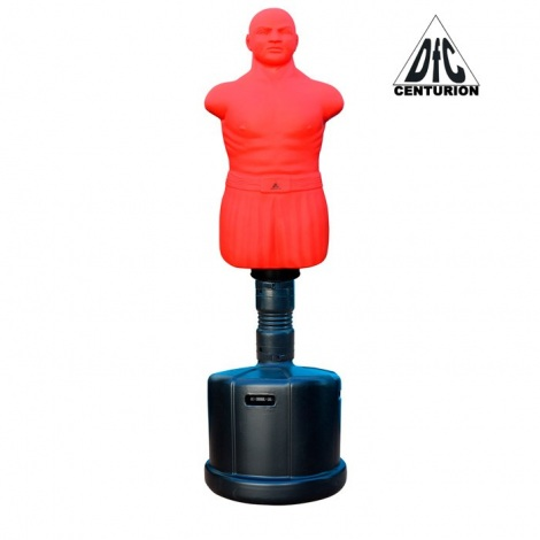 Тренировочный манекен для бокса водоналивной Boxing Punching Man-Heavy - (красн) CENTURION