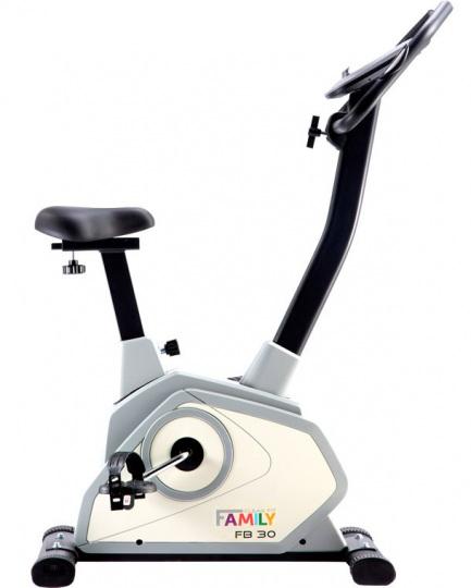 Домашний вертикальный велотренажер Family FB 30