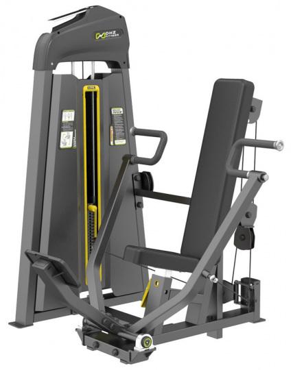 Evost Light E-3008 Тренажер для мышц груди - вертикальный жим (Vertical Press). Стек 109 кг.