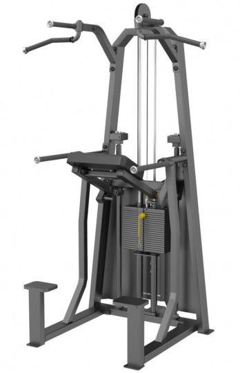 Evost Light E-3009 Турник, брусья с противовесом (Dip/Chin Assist). Стек 88 кг.