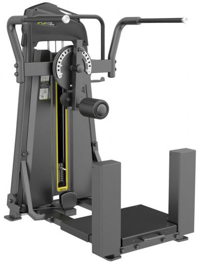 Evost Light E-3011 Отведение/приведение ног стоя. Махи ногами (Multi Hip). Стек 94 кг.