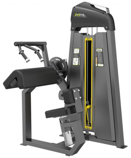 Evost Light E-3028 Трицепс-машина сидя. Наклонная парта (Tricep Extansion). Стек 64 кг.