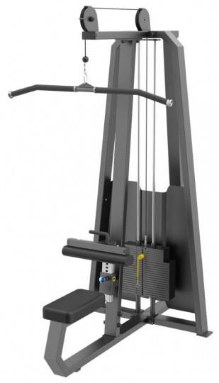 Evost Light E-3035 Тяга сверху. Вертикальный блок (Pulldown). Стек 109 кг.