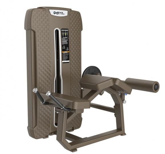 Style Pro-Series S-4001 Сгибание ног лежа. Стек 94 кг.