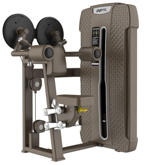 Style Pro-Series S-4005 Дельт-машина. Стек 56 кг.