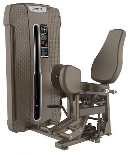 Style Pro-Series S-4022 Сведение ног сидя. Стек 109 кг.