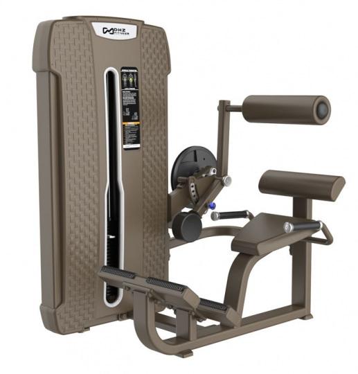 Style Pro-Series S-4031 Разгибание спины. Стек 109 кг.