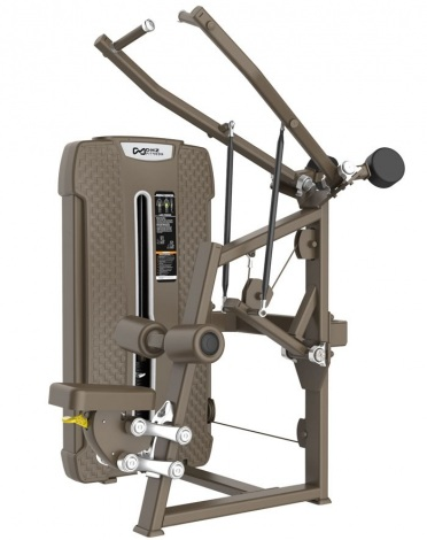 Style Pro-Series S-4035 Тяга сверху. Вертикальный блок. Стек 109 кг.