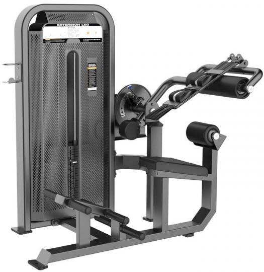 Fusion E-5088 Пресс машина/разгибание спины. Стек 94 кг.