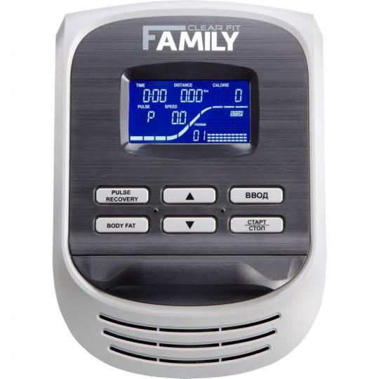 Горизонтальный домашний велотренажер Family FR 30