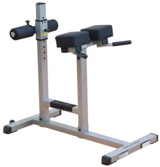 Скамья гиперэкстензия + римский стул для пресса Body Solid GRCH322
