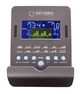OXYGEN GX-65 Домашний эллиптический эргометр