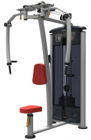 Aerofit IT9515 - Баттерфляй. Задняя дельта