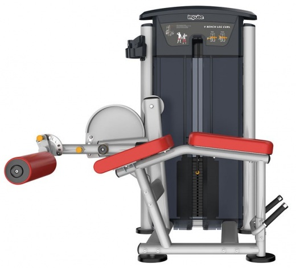 Aerofit IT9521 - Тренажер Сгибание ног лежа