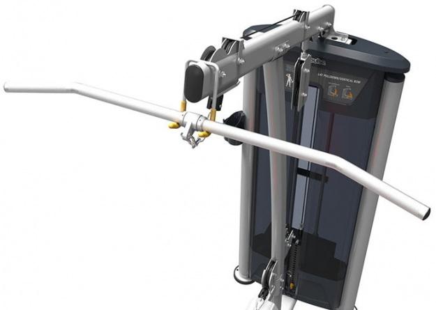 Aerofit IT9522 - Тяга сверху гребля сидя, тросовые
