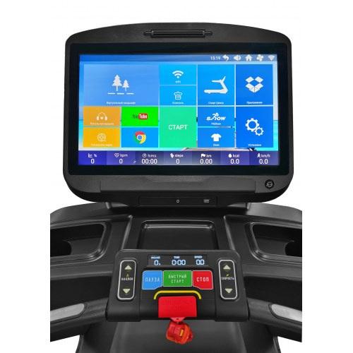 Профессиональная Беговая дорожка CardioPower PRO CT550