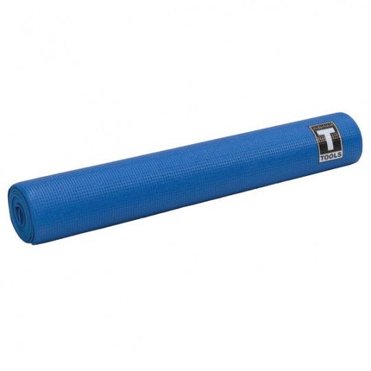 Коврик для йоги 3 мм синий