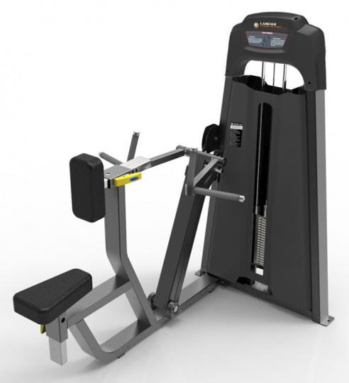 LWS9 Блочный тренажер для тяги (с упором в грудь) LWS-9034