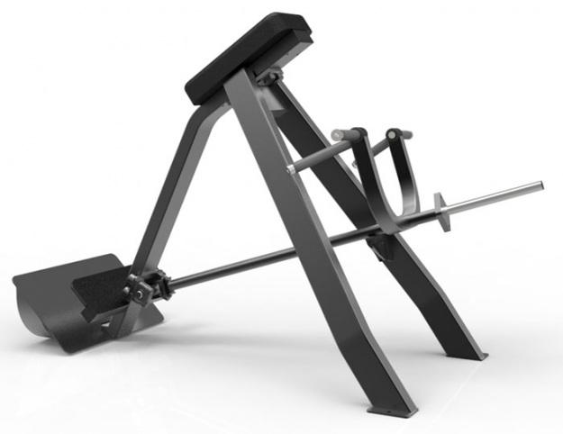 LWS9 Т-образная тяга с упором в грудь LWS-9061