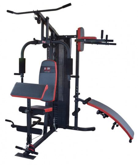 Многофункциональная фитнес-станция для дома BMG-4702
