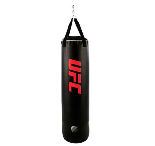 UFC Боксерский мешок 45 кг черный