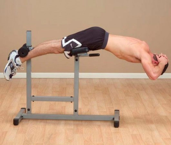 Римский стул Body Solid Powerline PCH24