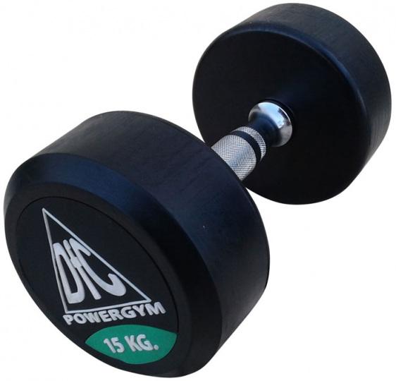 DFC Гантели пара 15 кг POWERGYM DB002-15