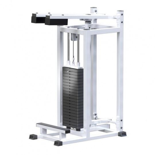 Голень-машина со встроенным весом WS022.1 (стек 100 кг)