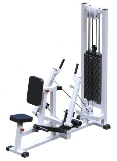Рычажная тяга (стек 100 кг) WS054