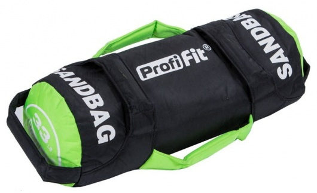 Тренировочная сумка SandBag с песком PROFI-FIT, 15 кг