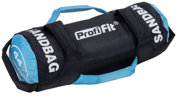 Набивной кроссфит-мешок SandBag PROFI-FIT, 20 кг