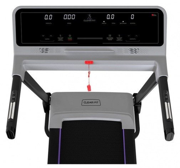 Складная беговая дорожка Clear Fit CrossPower CT 450 AI