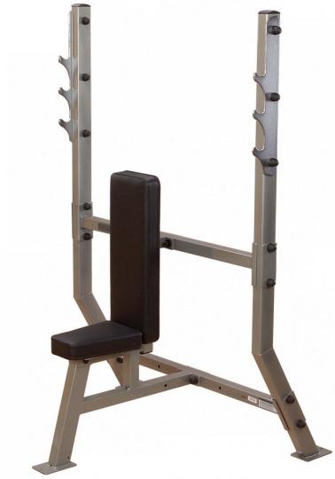 Body Solid Скамья для жима сидя SPB368G